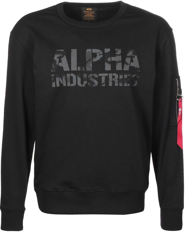 Alpha Industries Big A Hoodies bei Stylefile