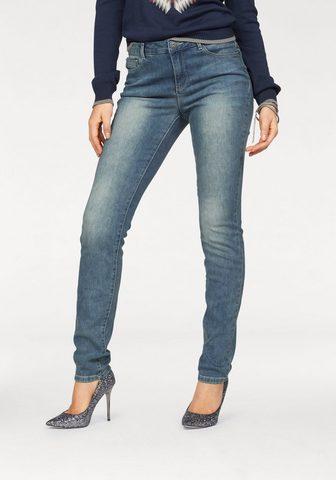 Arizona Skinny-fit-Jeans »mit Thermo Effekt« H...