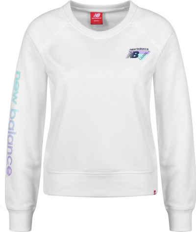 New Balance Sweatshirt »WT91578 W«