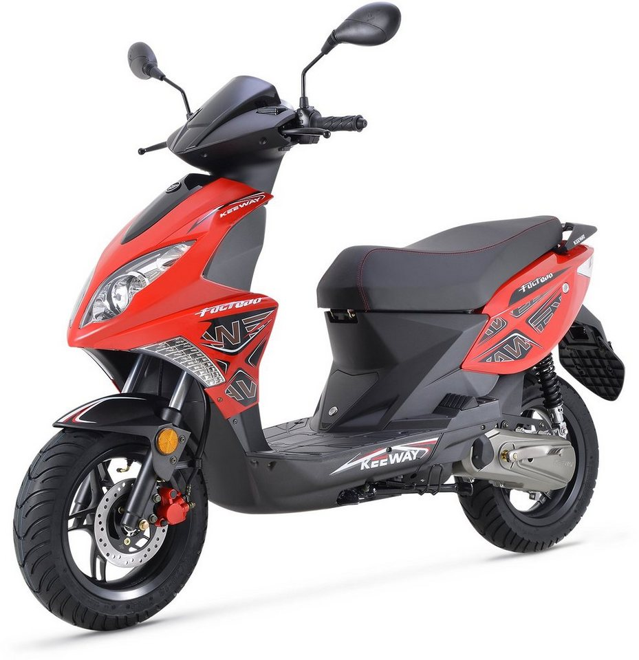 keeway motorroller 50 ccm 45 km h f act evo dd online. Black Bedroom Furniture Sets. Home Design Ideas