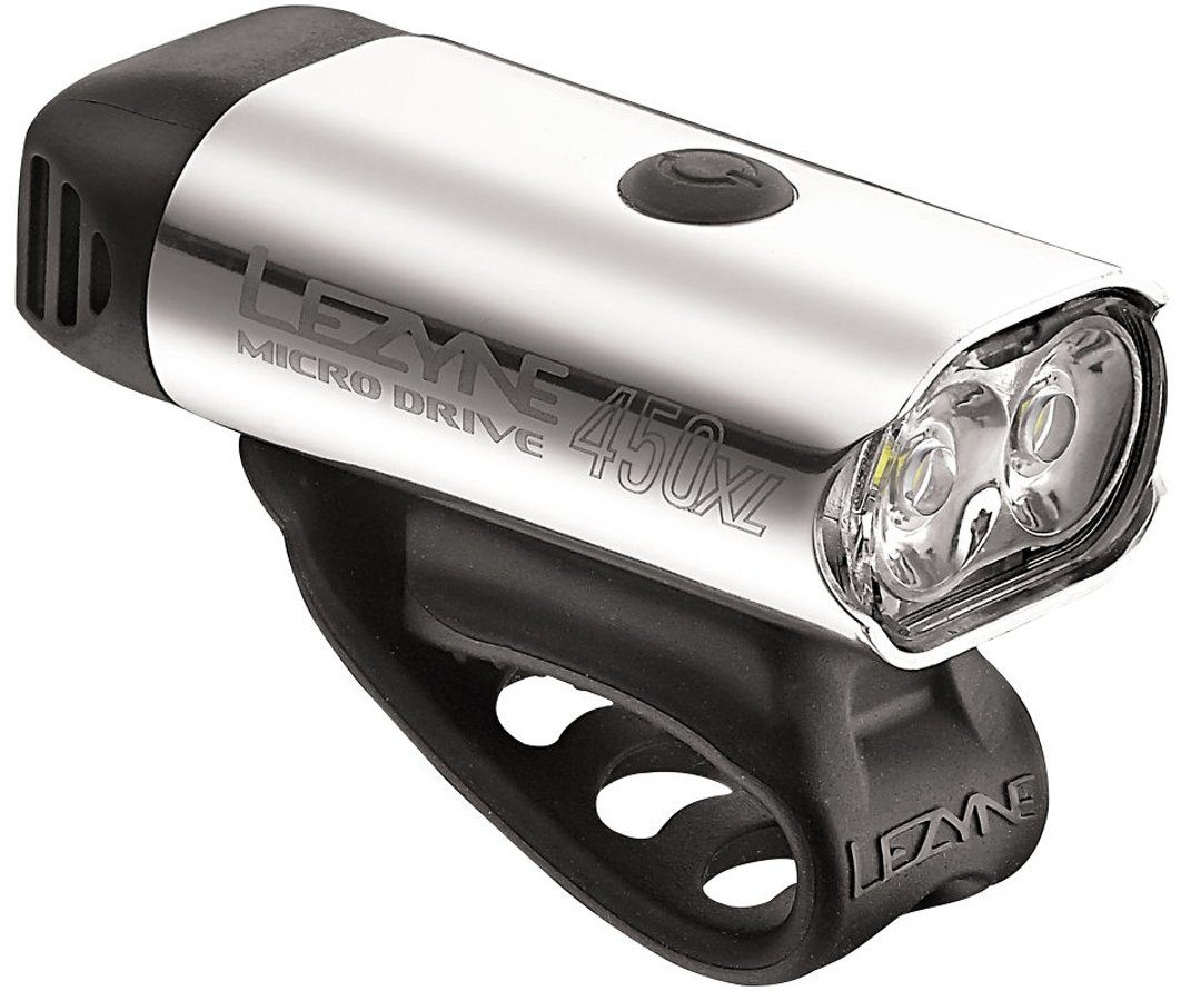 Lezyne Fahrradbeleuchtung »Micro Drive 450 XL Frontlicht«