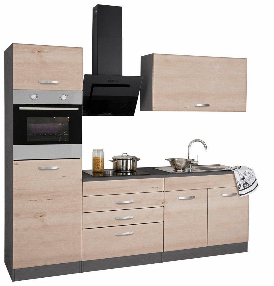 Emejing Küchenzeile 240 Cm Mit Geräten