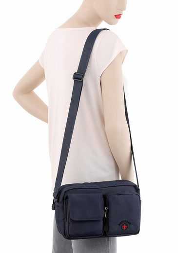 J.jayz Shoulder Bag, Super Lightweight Crossbody-bag