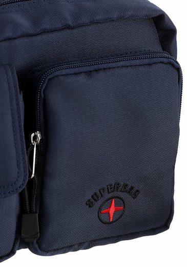 J.Jayz Umhängetasche, superleichte Crossbody-Bag