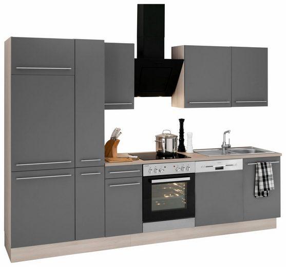 OPTIFIT Küchenzeile »Bern«, ohne E-Geräte, Breite 300 cm