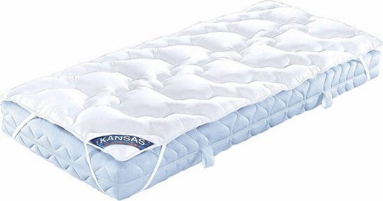 Matratzenauflage »Unterbett Kansas Antibac« fan Schlafkomfort Exklusiv