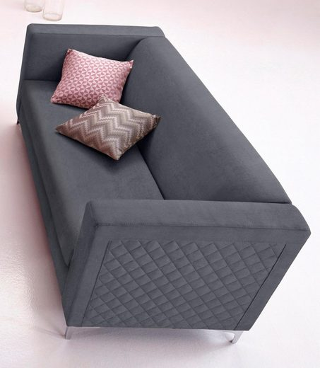 INOSIGN 3-Sitzer, mit Steppung