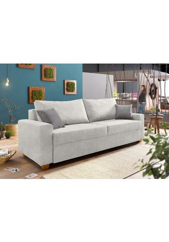 HOME AFFAIRE Sofa su miegojimo mechanizmu »Merano«