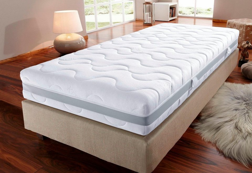 komfortschaummatratze sanicare beco 23 cm hoch raumgewicht 28 1 tlg top hygiene und. Black Bedroom Furniture Sets. Home Design Ideas