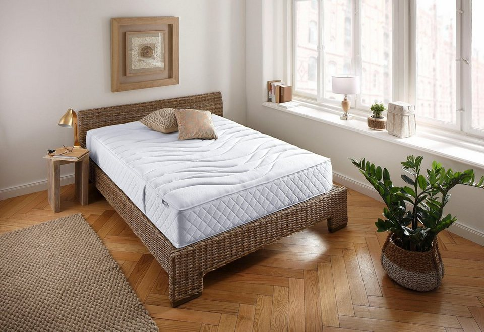 latex kaltschaummatratze provita de luxe top ks ecorepublic home online kaufen otto. Black Bedroom Furniture Sets. Home Design Ideas