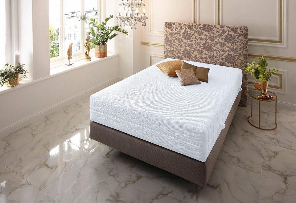 komfortschaummatratze gigant trio ks beco 30 cm hoch raumgewicht 35 1 tlg extra hoher. Black Bedroom Furniture Sets. Home Design Ideas