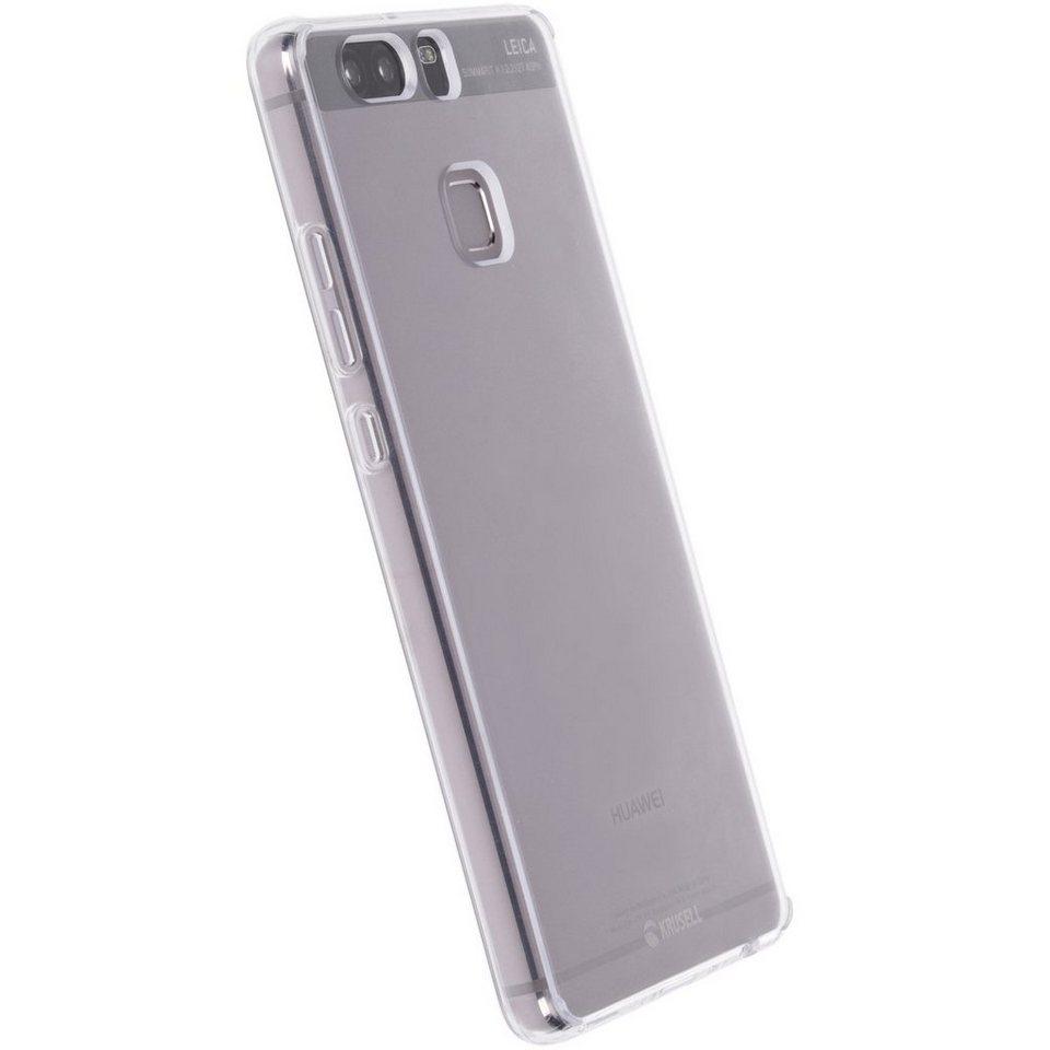 Krusell Handytasche »HardCover Kivik für Huawei P9« in Transparent