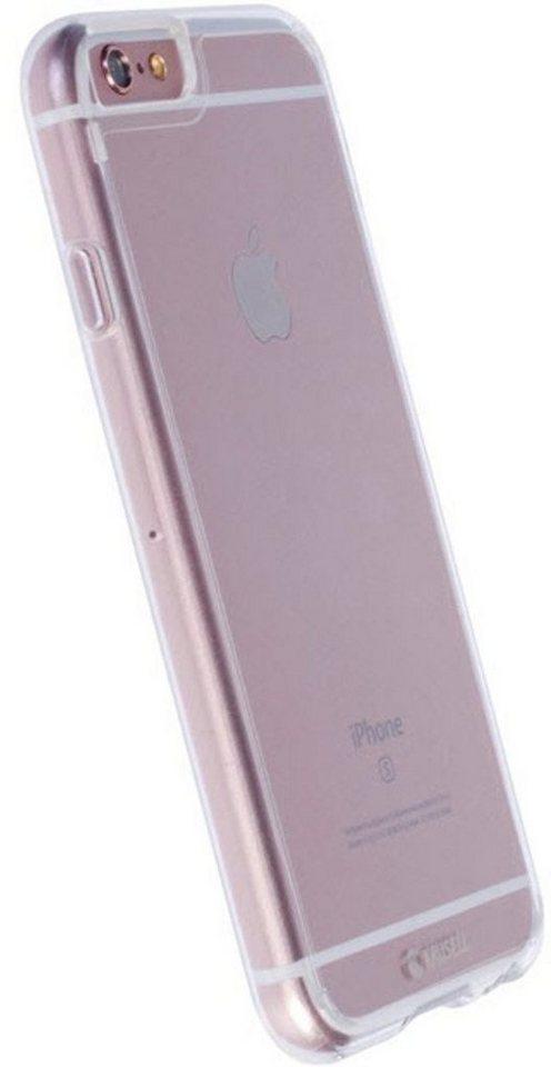 Krusell Handytasche »HardCover Kivik für Apple iPhone 6/6S« in Transparent
