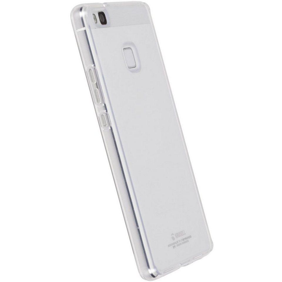 Krusell Handytasche »HardCover Kivik für Huawei P9 Lite« in Transparent