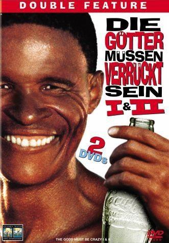 DVD »Die Götter müssen verrückt sein I + II (2 DVDs)«