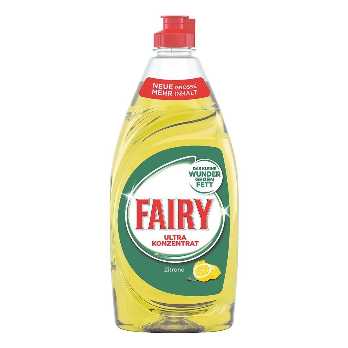 Geschirrspülmittel »Fairy Ultra - Zitrone«