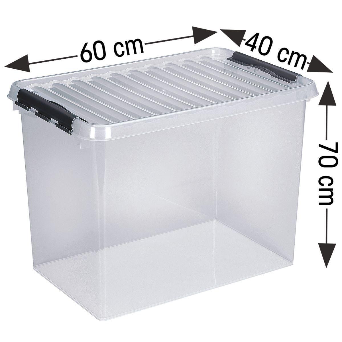 Sunware 6 Ablageboxen »Q-Line«