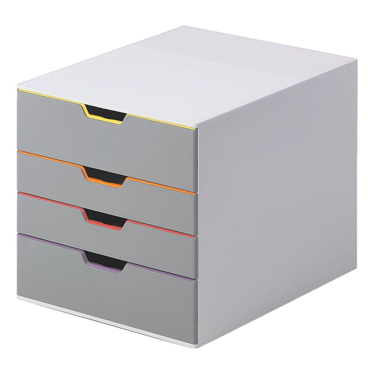 Durable Schubladenbox »Varicolor 4«