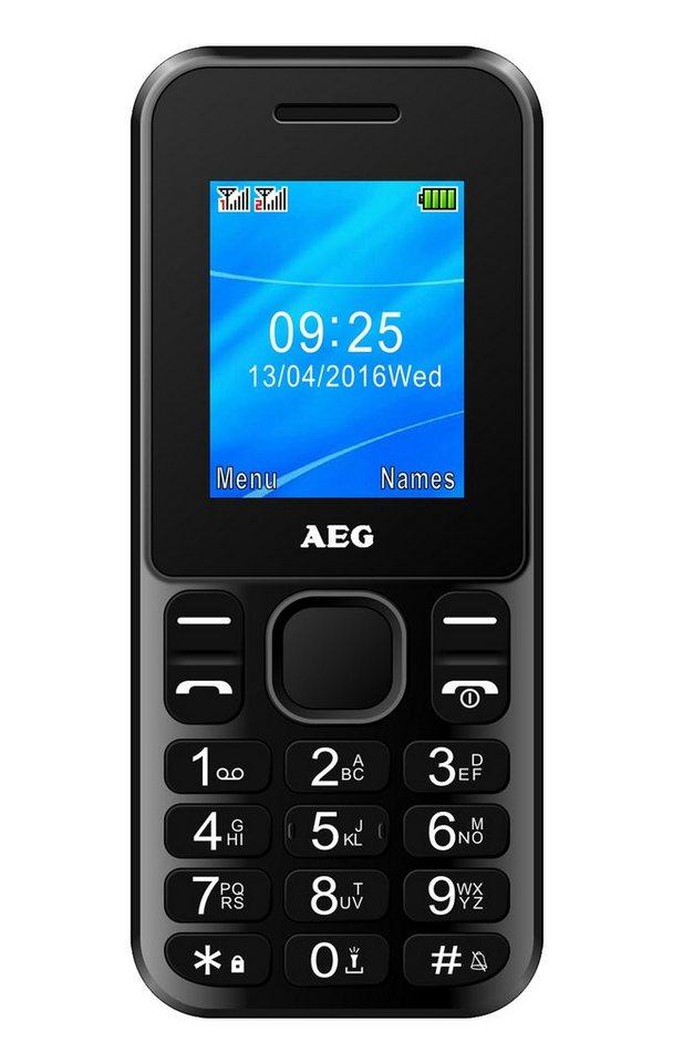 AEG Dual-SIM Handy »M1220« - Preisvergleich