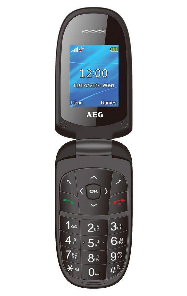 AEG Dual-SIM Klapp-Handy »M1500« - Preisvergleich