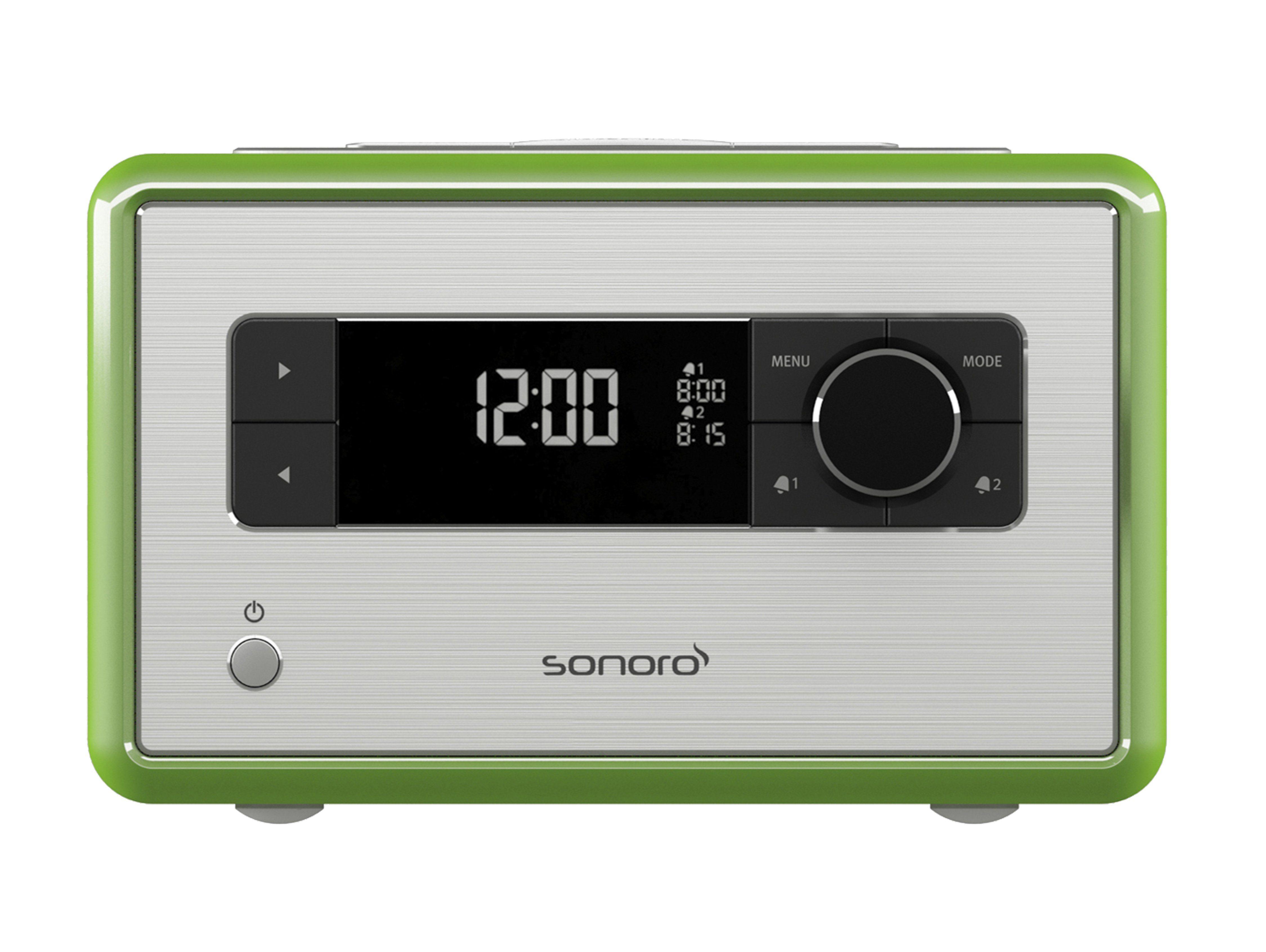 sonoro DAB / DAB+ / FM Digitalradio mit Bluetooth »sonoro RADIO«