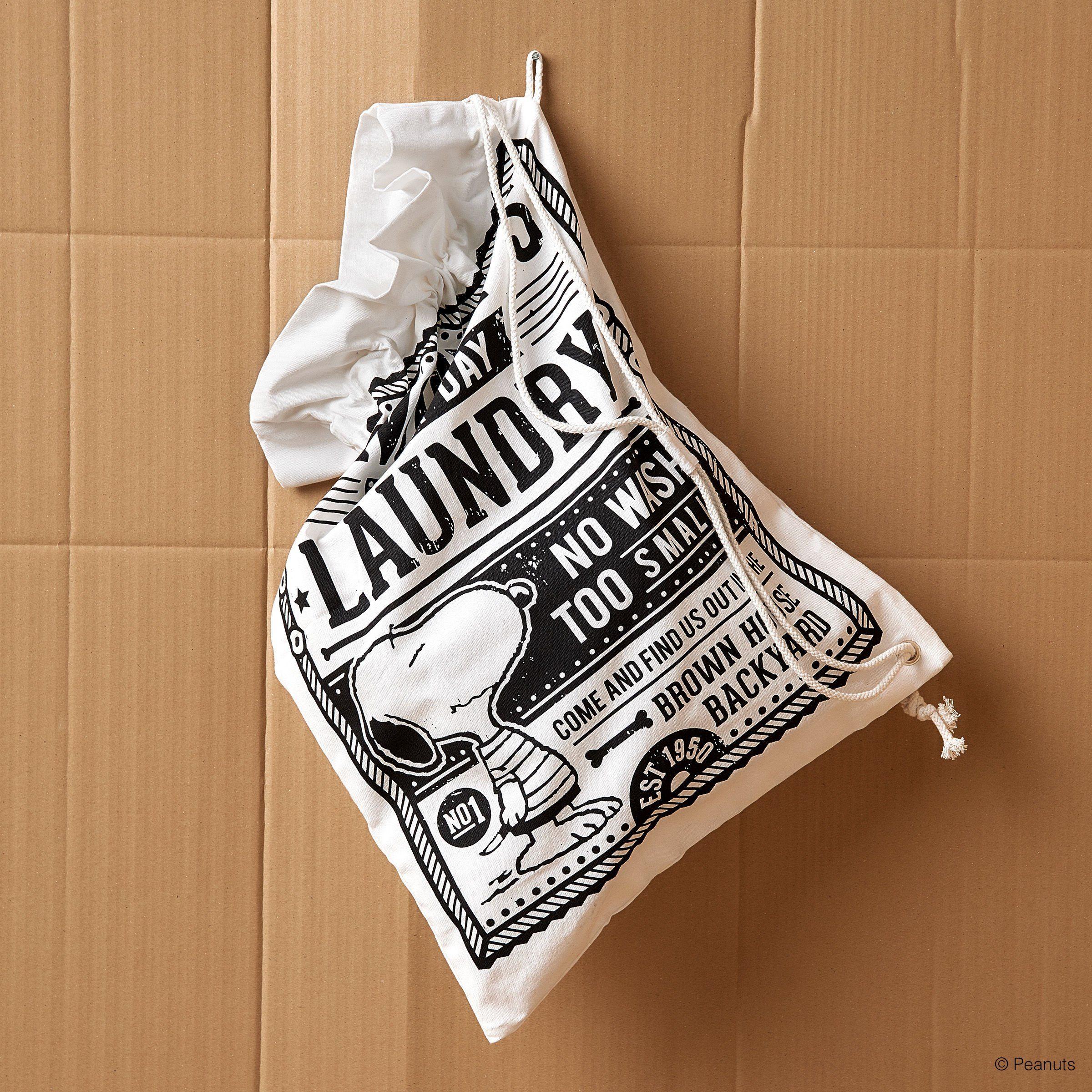 BUTLERS PEANUTS »Wäschesack Snoopy«