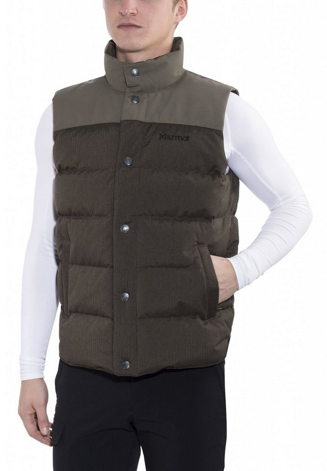 Marmot Weste »Fordham Vest Men« in oliv