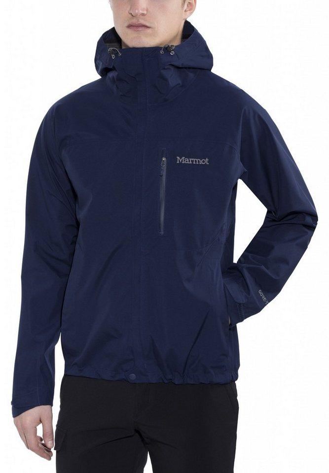 Marmot Regenjacke »Minimalist Jacket Men« in blau