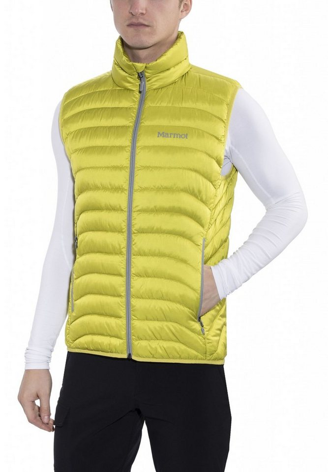 Marmot Weste »Tullus Vest Men« in gelb