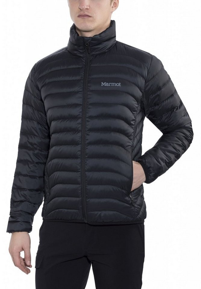 Marmot Outdoorjacke »Tullus Jacket Men« in schwarz