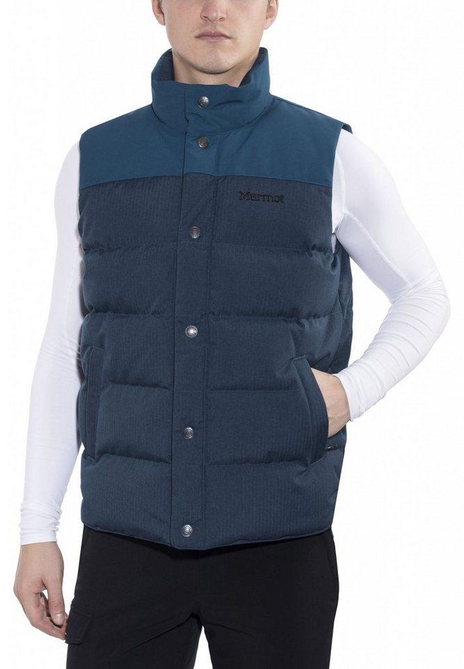 Marmot Weste »Fordham Vest Men« in blau