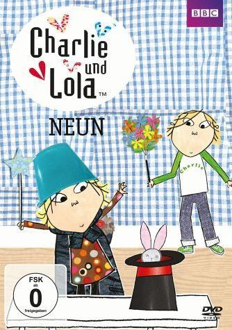 DVD »Charlie und Lola - Neun«