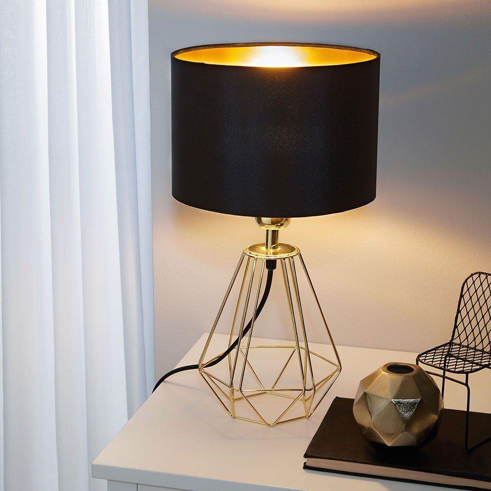 Licht-Trend Tischleuchte »Archaic Tischleuchte im Vintage-Look / Schwarz«