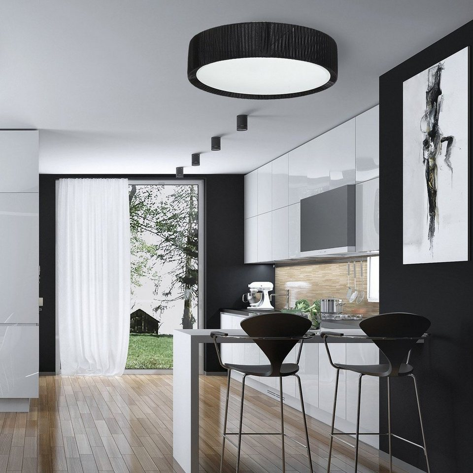 licht trend deckenleuchte handro deckenleuchte 45 cm. Black Bedroom Furniture Sets. Home Design Ideas
