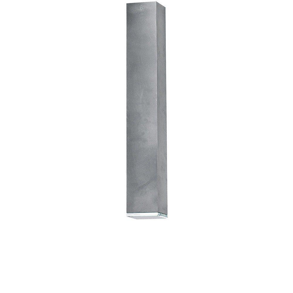 Licht-Trend Deckenleuchte »Arch M Aufbau-Deckenleuchte 41 x 6 cm / Beton«