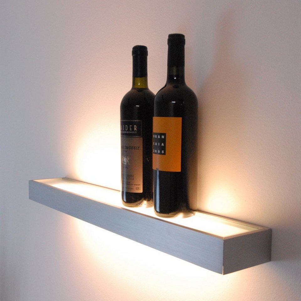 s luce wandleuchte cusa led lichtboard 70cm up down. Black Bedroom Furniture Sets. Home Design Ideas