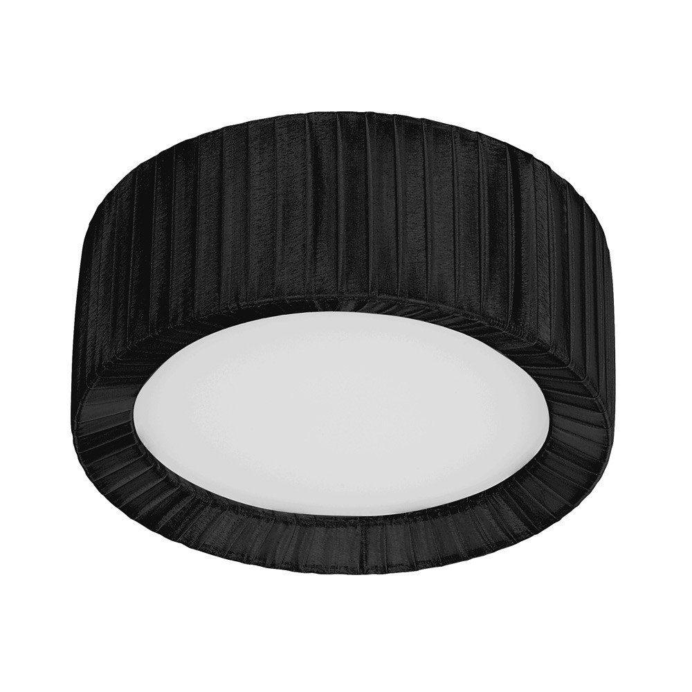 Licht-Trend Deckenleuchte »Handro Ø 25cm Schwarz«