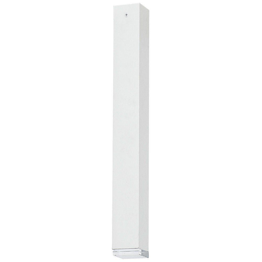 Licht-Trend Deckenleuchte »Arch L Aufbau- 61 x 6cm Weiß«
