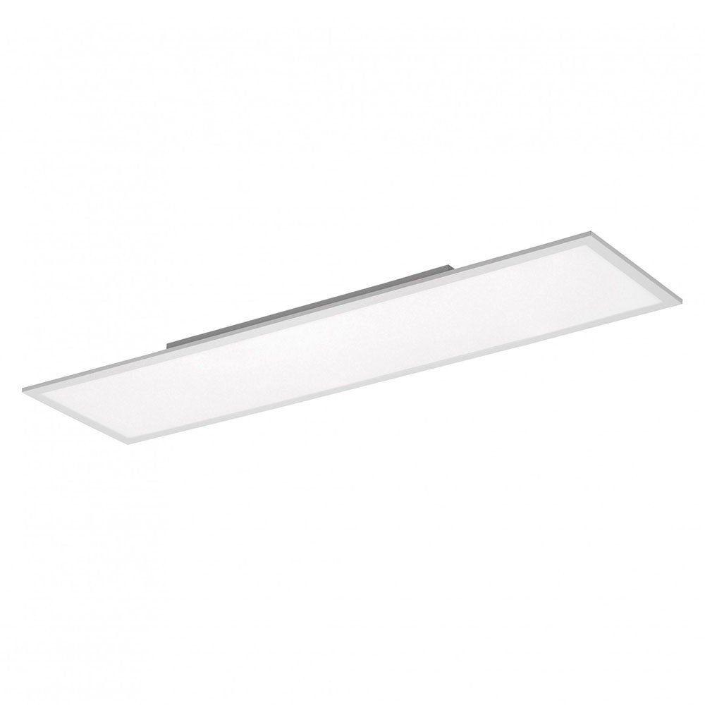 Licht-Trend Deckenleuchte »Q-Flat 120 x 30cm LED 4000K Weiss«