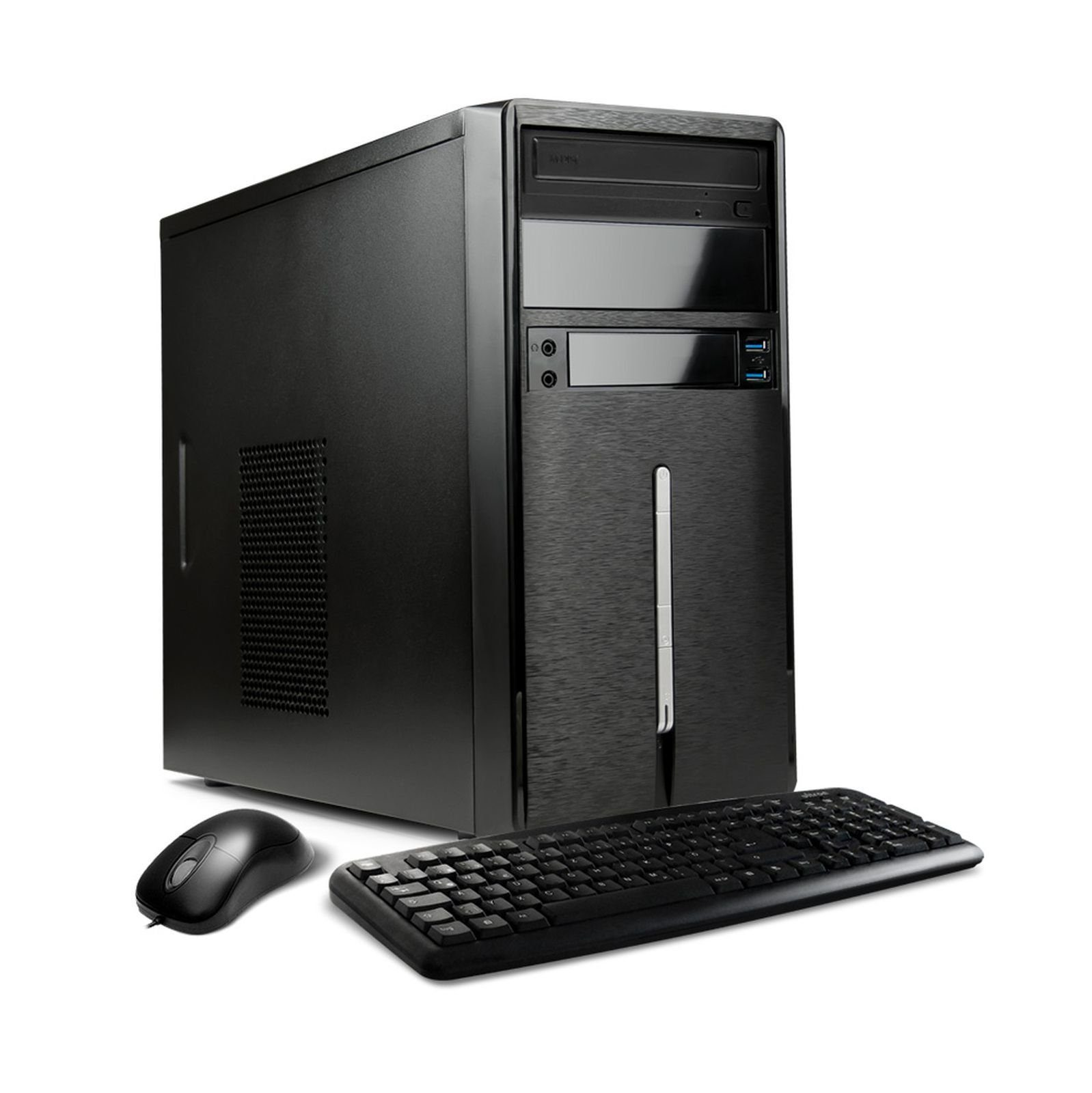 VCM PC / Intel Core i3-6100 (2x 3.7 GHz) / Intel HD Grafik »/ 4 GB RAM / Windows 10«