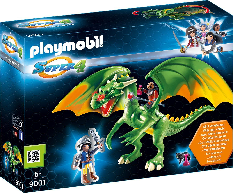 Playmobil® Ritterland-Drache mit Alex (9001), »Super 4«