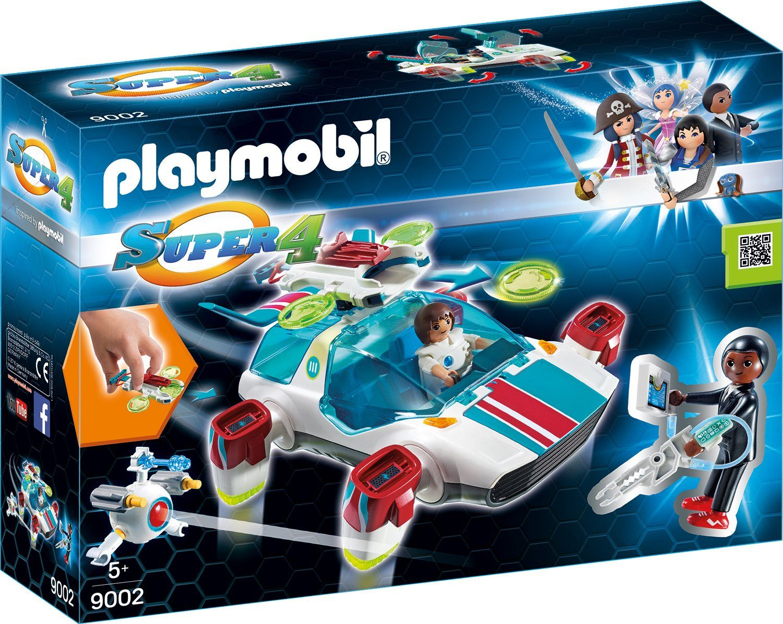 Playmobil® FulguriX mit Agent Gene (9002), »Super 4«