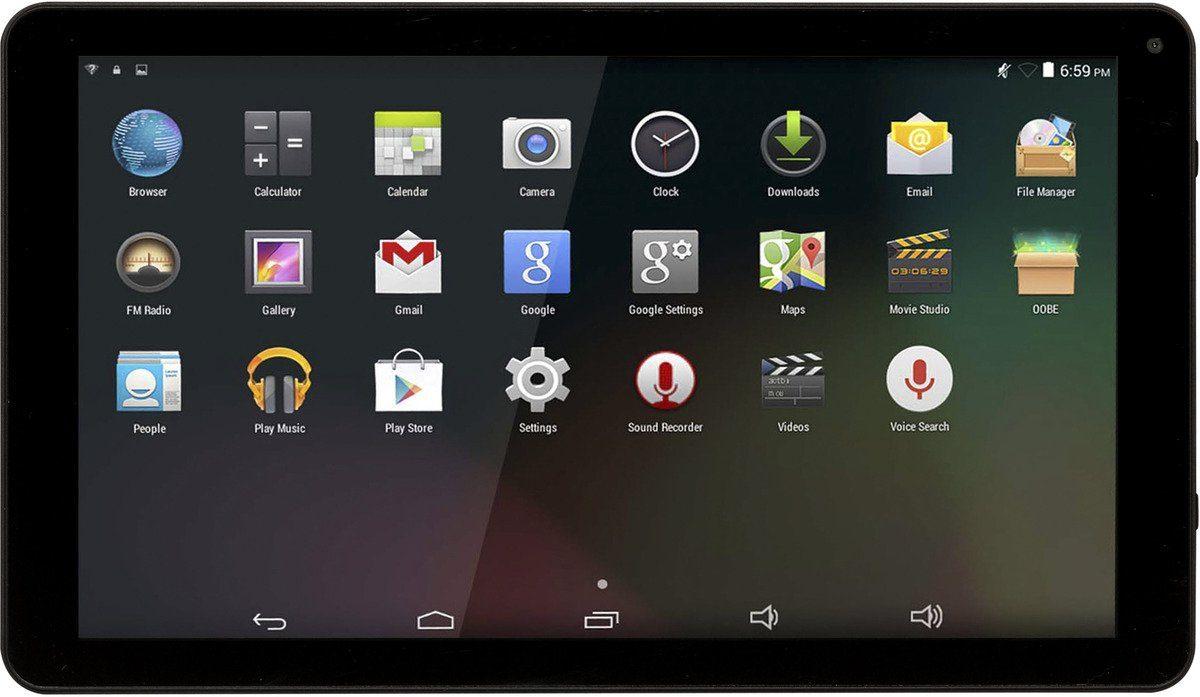 "Denver Tablet »TAQ-10172MK3 25,4cm (10,1"") 8GB, 1,2GHz«"