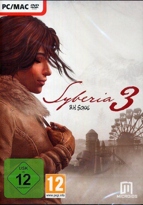 Astragon Syberia 3 »PC«