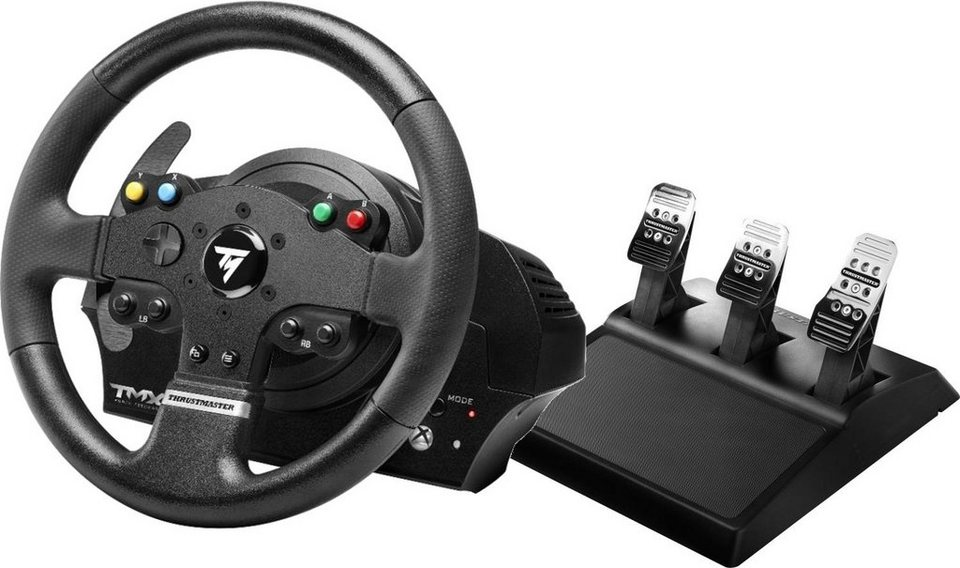 thrustmaster lenkrad tm tmx force feedback pro inkl 3. Black Bedroom Furniture Sets. Home Design Ideas