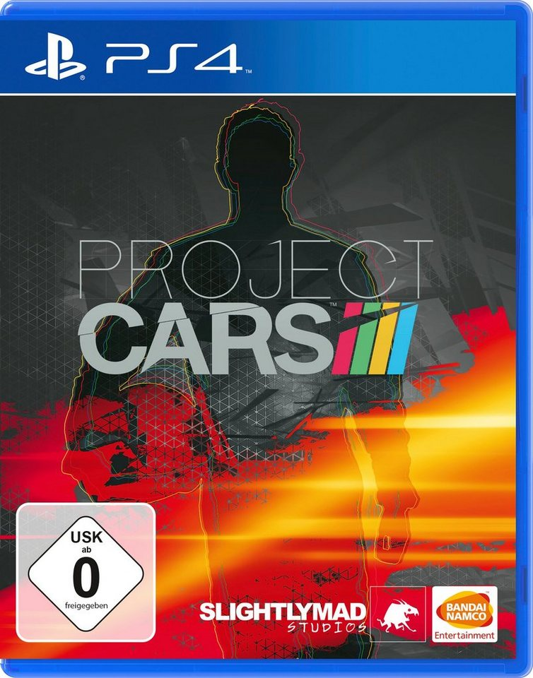 bandai namco software pyramide playstation 4 spiel project cars online kaufen otto. Black Bedroom Furniture Sets. Home Design Ideas
