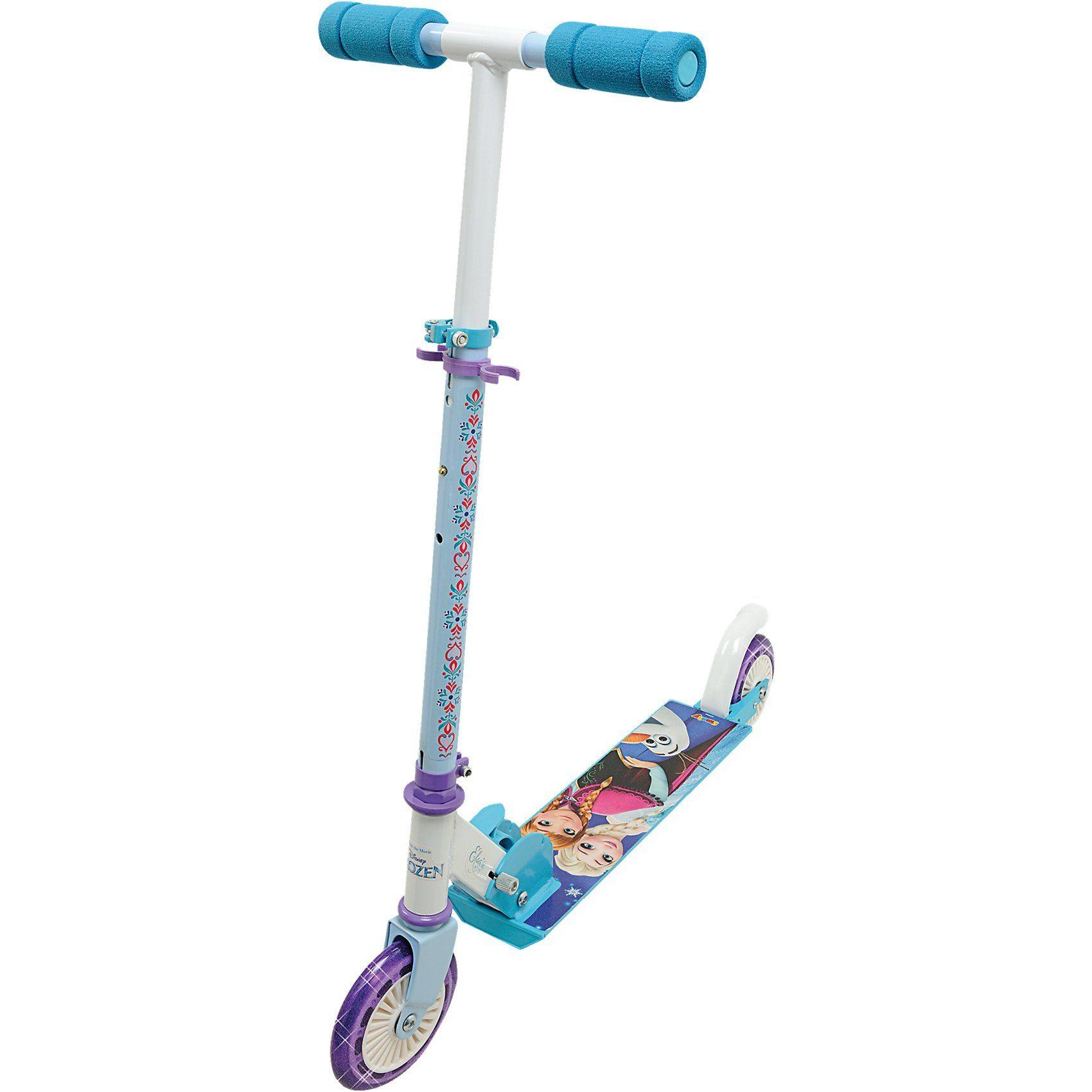 Smoby Die Eiskönigin Scooter, klappbar