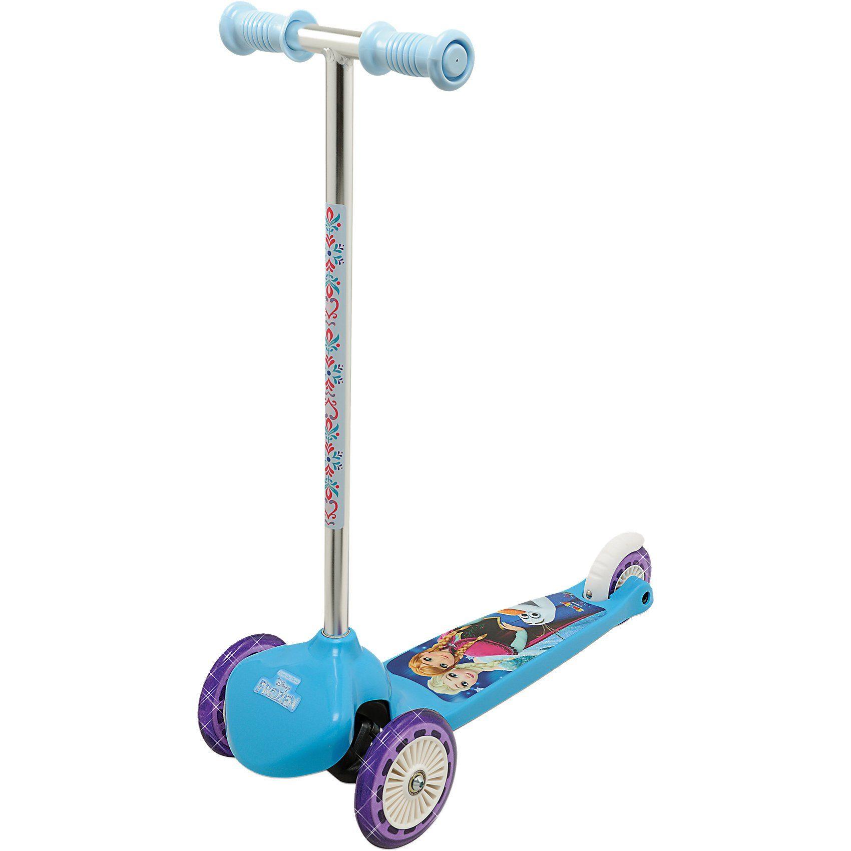 Smoby Die Eiskönigin Twist Scooter