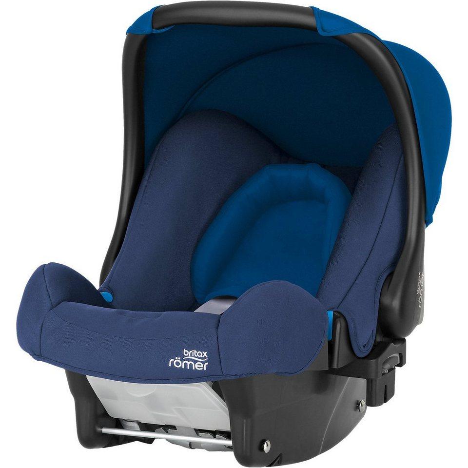 britax r mer babyschale baby safe ocean blue 2018 online. Black Bedroom Furniture Sets. Home Design Ideas