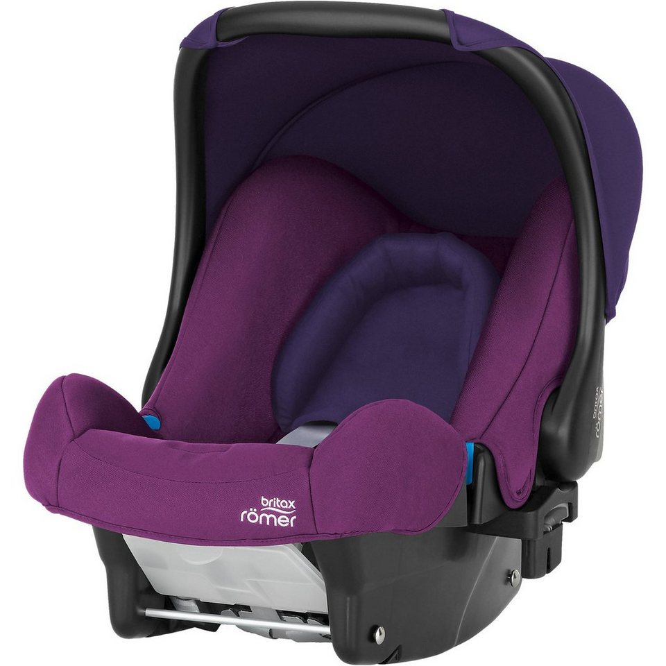 britax r mer babyschale baby safe mineral purple 2018. Black Bedroom Furniture Sets. Home Design Ideas